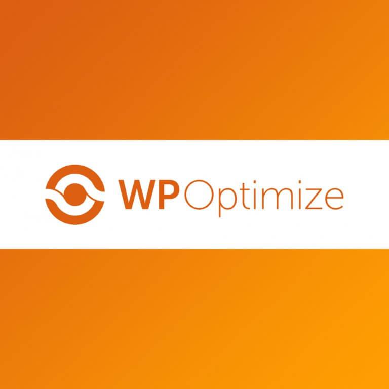 WP Optimize logo